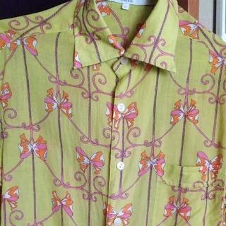 EMILIO PUCCI コットンシャツ46サイズ