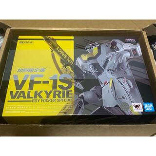 マクロス(macros)のDX超合金 初回限定版 VF-1S バルキリー ロイフォッカー スペシャル(模型/プラモデル)