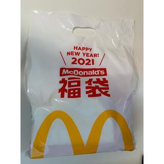 マクドナルド 福袋 2021  引換券以外(フード/ドリンク券)