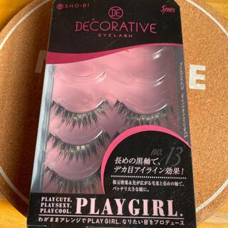 DECORATIVE PLAYGIRL13(つけまつげ)
