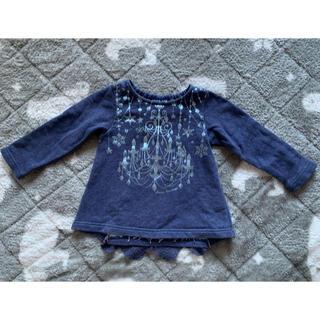 アナスイミニ(ANNA SUI mini)のアナスイミニANNA SUI mini トップス 90(Tシャツ/カットソー)