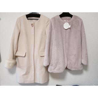 パターンフィオナ(PATTERN fiona)のパターンフィオナ コート 2着 まとめ売り(毛皮/ファーコート)