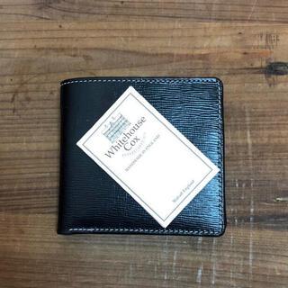 ホワイトハウスコックス(WHITEHOUSE COX)のWhitehouse cox 財布(折り財布)