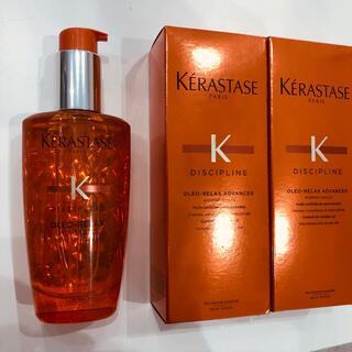 ケラスターゼ(KERASTASE)のケラスターゼ フルイドオレオリラックス×3本(ヘアケア)