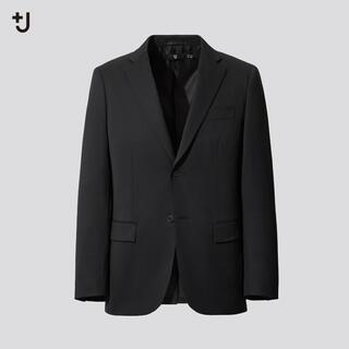 ジルサンダー(Jil Sander)の【M】Uniqlo +jウールブレンドジャケット(テーラードジャケット)