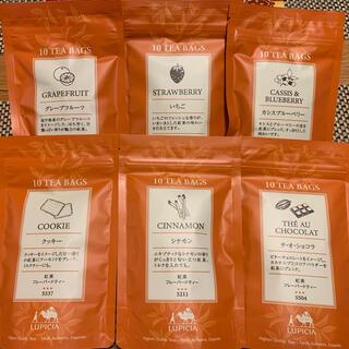 ルピシア(LUPICIA)のルピシア LUPICIA  紅茶 6種セット(茶)