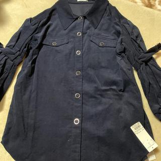 レディアゼル(REDYAZEL)のレディアゼル 福袋2021 コーデュロイデザインスリーブシャツ(シャツ/ブラウス(長袖/七分))