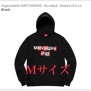シュプリーム(Supreme)のSupreme ANTIHERO Hooded Sweatshirt(パーカー)