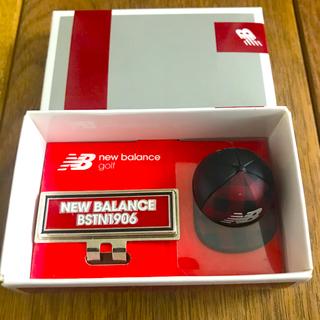 ニューバランス(New Balance)の新品★ニューバランスゴルフ★キャップフィギュアマーカー(その他)