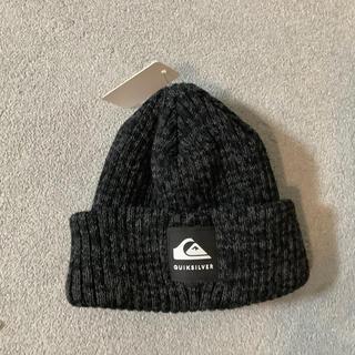 クイックシルバー(QUIKSILVER)のクイックシルバー 帽子(ニット帽/ビーニー)