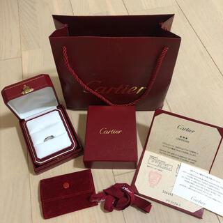 カルティエ(Cartier)のカルティエ マイヨン パンテール リング 指輪(リング(指輪))