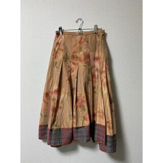 イッセイミヤケ(ISSEY MIYAKE)のロングスカート(ロングスカート)