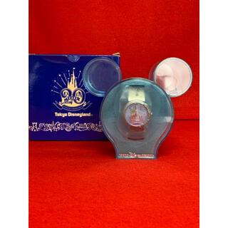 ディズニー(Disney)のディズニーリゾート 20the anniversary ティンカーベル腕時計(キャラクターグッズ)