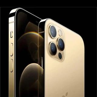 アイフォーン(iPhone)のiPhone 12 Pro Max +iFaceケース(スマートフォン本体)