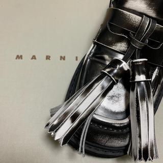 マルニ(Marni)のmarni ローファー(ブーツ)