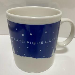 ジェラートピケ(gelato pique)のジェラートピケカフェ マグカップ(グラス/カップ)