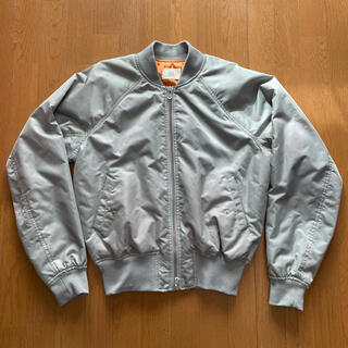 フィアオブゴッド(FEAR OF GOD)のFOG fear of god essentials ma-1 jacket(フライトジャケット)