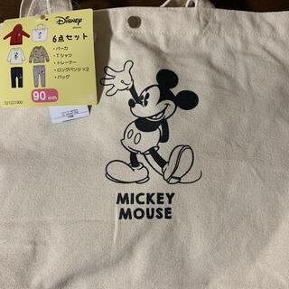 ディズニー(Disney)のバースデイ 福袋 ミッキー 90サイズ(その他)