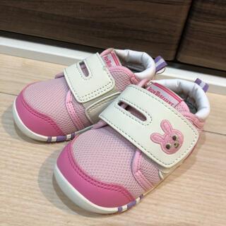 ホットビスケッツ(HOT BISCUITS)のホットビスケッツ ミキハウス 靴 12.5 新品(スニーカー)