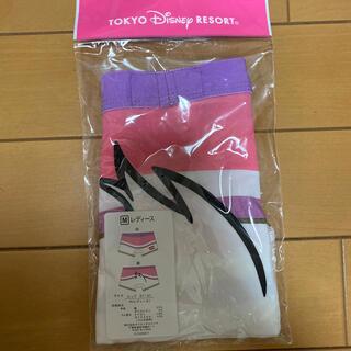 ディズニー(Disney)のディズニー レディースボクサーパンツ(ショーツ)