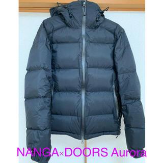 ドアーズ(DOORS / URBAN RESEARCH)のジープさん購入予定 NANGA DOORS Aurora (ダウンジャケット)