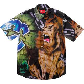 シュプリーム(Supreme)のSupreme  Lee Lions  Shirt(シャツ)