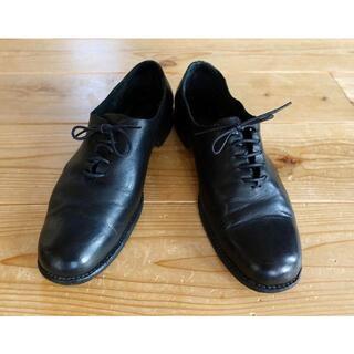 イサムカタヤマバックラッシュ(ISAMUKATAYAMA BACKLASH)の送料込 匿名配送 BACKLASH レザー 短靴 バックラッシュ(ドレス/ビジネス)