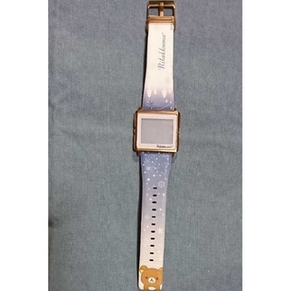 エプソン(EPSON)のリラックマスマートキャンバス2015年冬季モデル(腕時計)