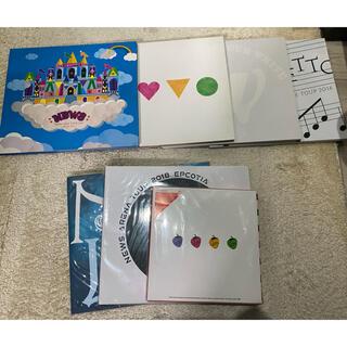 NEWS - NEWS DVD 初回 7枚セット