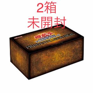 ユウギオウ(遊戯王)の新品未開封 遊戯王 プリズマティックゴッドボックス(その他)
