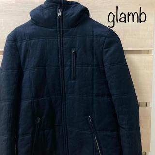 グラム(glamb)の【冬物セット割】グラム glamb フルジップパーカー ジャケット 黒 Mサイズ(ブルゾン)