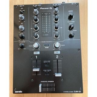 パイオニア(Pioneer)のPioneer DJM-S3 DJ MIXER(DJミキサー)