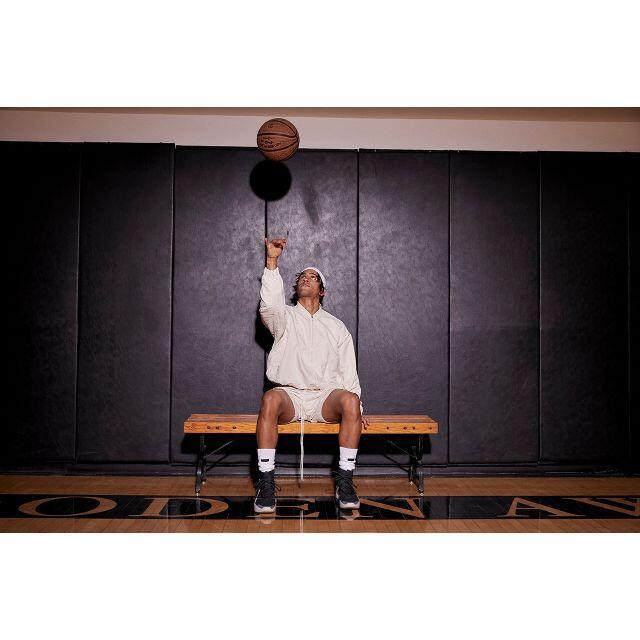 FEAR OF GOD(フィアオブゴッド)の送料込 Mサイズ 今期最新作フィアオブゴッドナイキ限定バスケットボールジャケット メンズのジャケット/アウター(ブルゾン)の商品写真