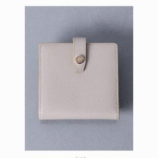 ユナイテッドアローズ(UNITED ARROWS)の【新品】UNITED ARROWS バイカラー 二つ折り ウォレット  財布(財布)