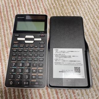 シャープ(SHARP)の関数電卓 SHARP EL-509T(オフィス用品一般)