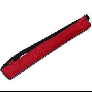 ■期間限定セール♪ライフジャケット■手動ベルトタイプ■カラー:⑥赤■(ウエア)