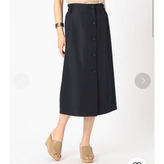 コムサイズム(COMME CA ISM)のタイトスカート(ひざ丈スカート)