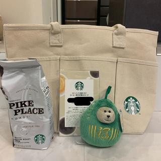 スターバックスコーヒー(Starbucks Coffee)のスターバックス☆福袋2021  グッツ4点セット(その他)