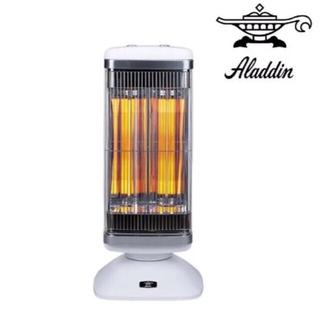 新品未開封 アラジン グラファイトヒーター ホワイト AEH-2G10A W(電気ヒーター)
