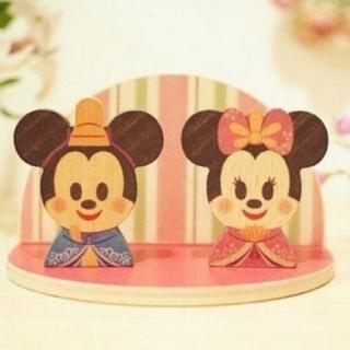 ディズニー(Disney)の新品未開封 KIDEA ひなまつり(積み木/ブロック)