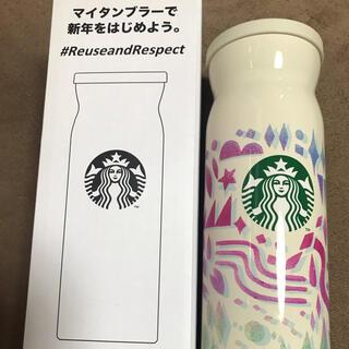 スターバックスコーヒー(Starbucks Coffee)の【専用出品】スタバ スレンレスボトル(タンブラー)
