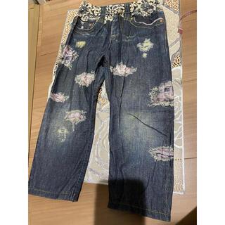 トッカ(TOCCA)のトッカ デニム風 ジーンズ風 パンツ 90(パンツ/スパッツ)
