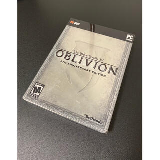 北米版オブリビオン Oblivion 5th Anniversary PC(PCゲームソフト)