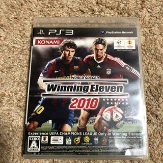 コナミ(KONAMI)のワールドサッカー ウイニングイレブン 2010 PS3(その他)