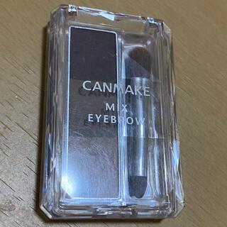 CANMAKE - キャンメイク ミックスアイブロウ 03 ブラウン