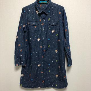 ランドリー(LAUNDRY)のfunteesfreely ロングシャツ [USED](シャツ/ブラウス(長袖/七分))