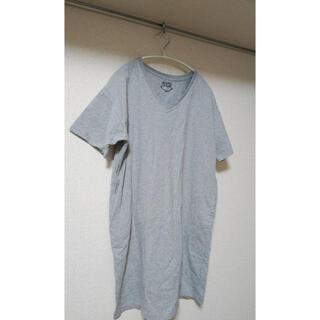 ロデオクラウンズ(RODEO CROWNS)のオーバーサイズTシャツ(シャツ/ブラウス(長袖/七分))