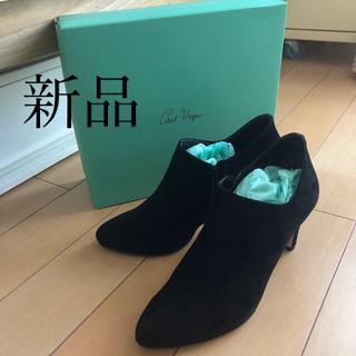 ダイアナ(DIANA)の【新品】ラトータリテ ブーティ ショートブーツ 定価20,900円(ブーティ)