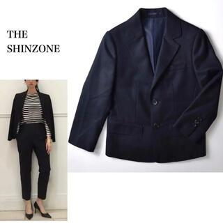 シンゾーン(Shinzone)の定価約42000円 ザシンゾーン フォーマル シングル テーラードジャケット(テーラードジャケット)