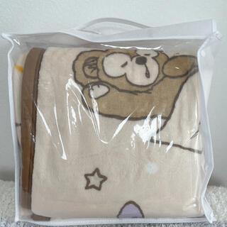 ダッフィー(ダッフィー)のダッフィー &フレンズ ディズニー 毛布(毛布)